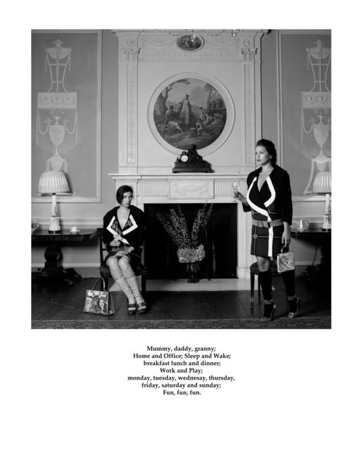 , 'Untitled 15, Ladies series,' 2011, Galerie Les filles du calvaire