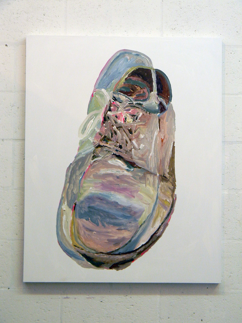, 'Sapato (Shoe),' 2015, Galeria Marilia Razuk
