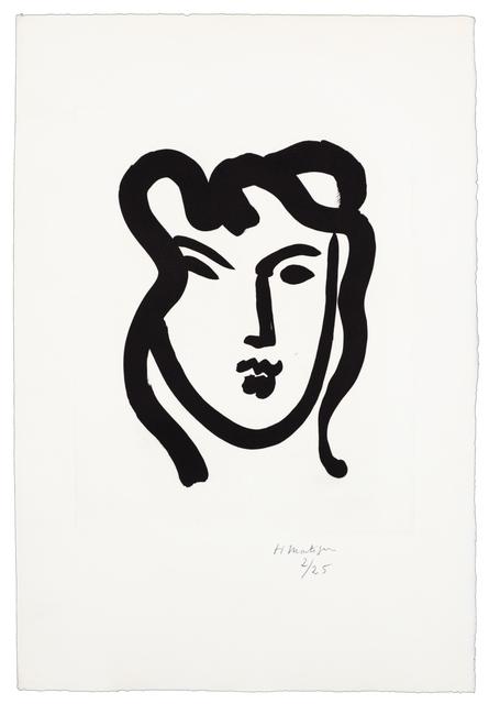 , 'Patitcha,' 1947, Bernard Jacobson Gallery