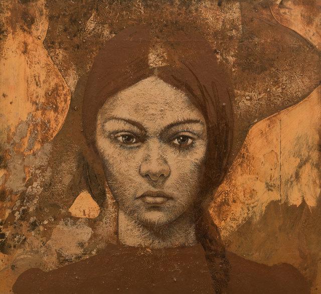 , 'Bebop Diary 24,' 2016, Albemarle Gallery | Pontone Gallery