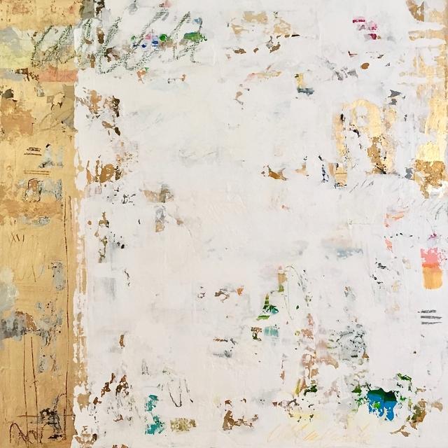 , 'Gold & Colour XLIII,' 2018, Fiumano Clase
