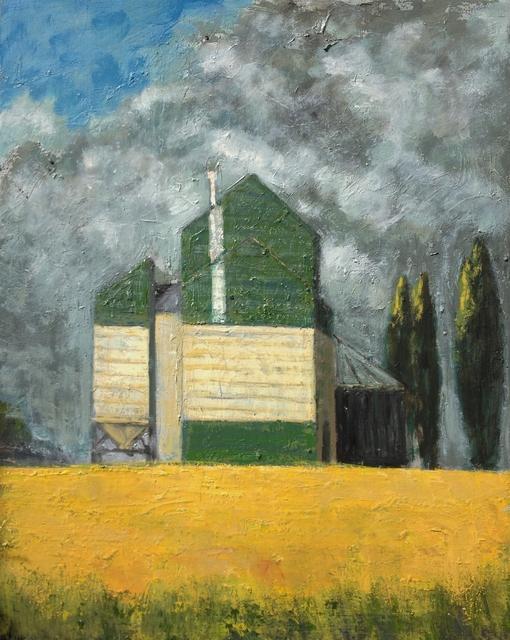 , 'Le silo,' , Hugo Galerie