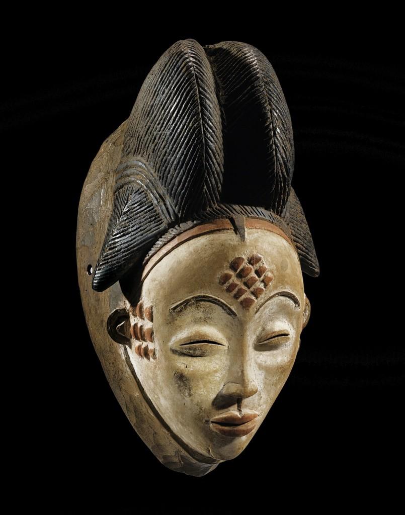 Mask, Punu, Gabon