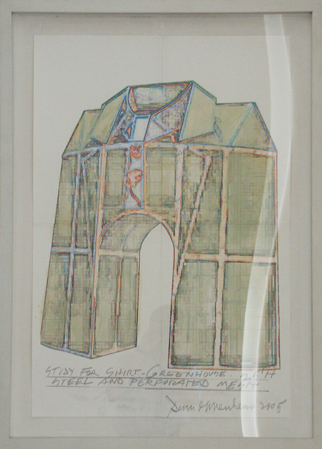 , 'Study for Shirt Greenhouse,' 2005, Mario Mauroner Contemporary Art Salzburg-Vienna
