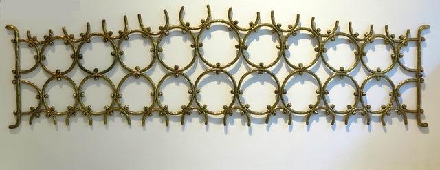 , 'King-size Headboard,' 1962, Galleria Rossella Colombari