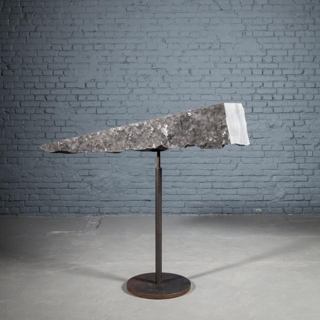 ", 'Dancing Stones ""Longue"",' 2016, Galerie Yves Gastou"