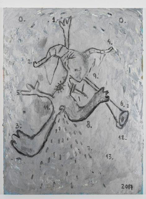 , 'Pícaro, from the Bestiário series ,' 2017, Galeria Nara Roesler