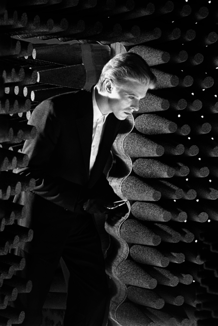 , 'Bowie (The Man who Fell to Earth),' 1976, Atlas Gallery