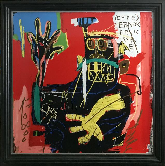 , 'Ernok,' 1982-2005, Galerie Kronsbein