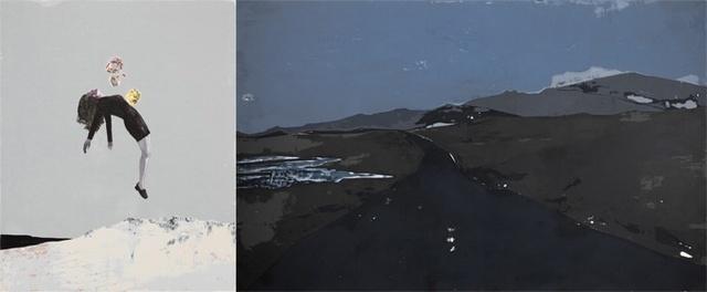 , 'Morning. Memory passing by the margins,' 2013, Yiri Arts