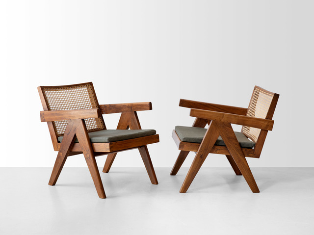 , 'A pair of Easy Armchairs,' 1957, Palisander Gallery