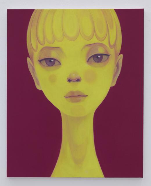 , 'neck,' 2013, Tomio Koyama Gallery
