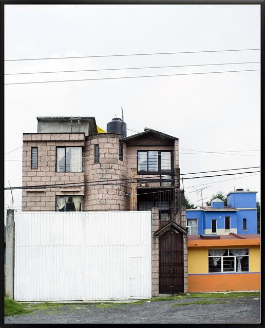 , 'Arquitectura Libre Collage,' 2016-2018, Patricia Conde Galería