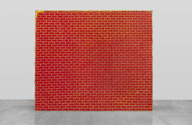 Ugo Rondinone, 'zweiteraprilzweitausendundsiebzehn', 2017, Esther Schipper
