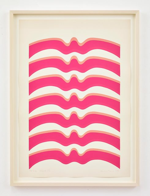 , 'Accord B,' 1976, Stephen Friedman Gallery