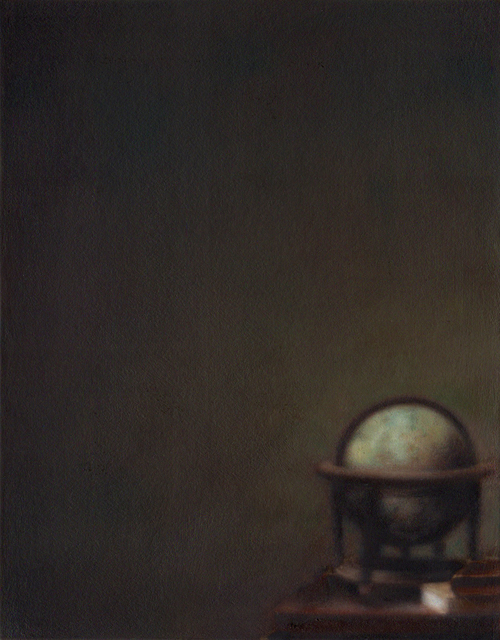 ", 'Formalizing their concept; Waltercio Caldas' "" O livro Velázquez"" (postcard num.1),' 2016, Josée Bienvenu"