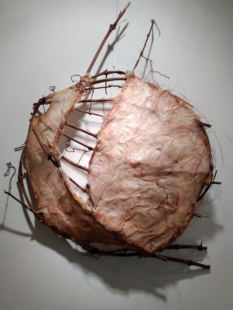 Silvia Umpiérrez, 'Corazas del Corazón', 2018, ACCS Visual Arts