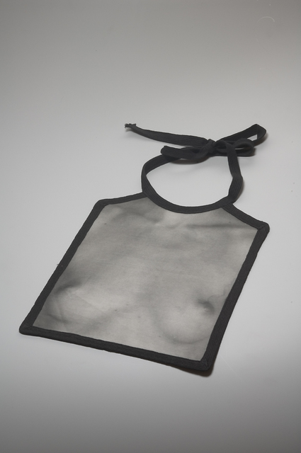 , 'Bib/Slab,,' 1976, Museum of Arts and Design