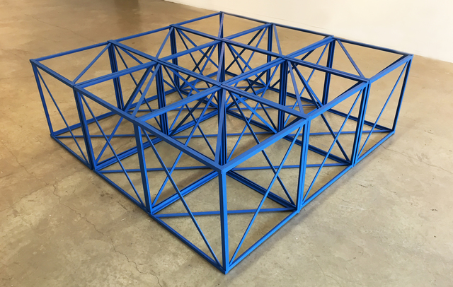 Rasheed Araeen, 'Nine', 1968, Aicon Gallery