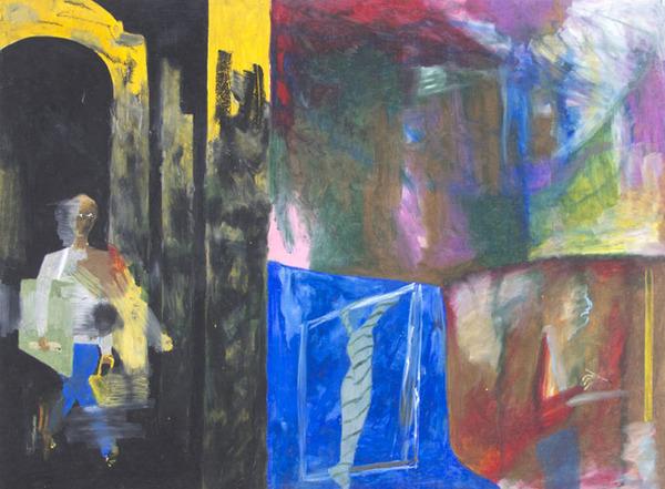 Reginald K Gee, 'Freelance', 1988, David Barnett Gallery