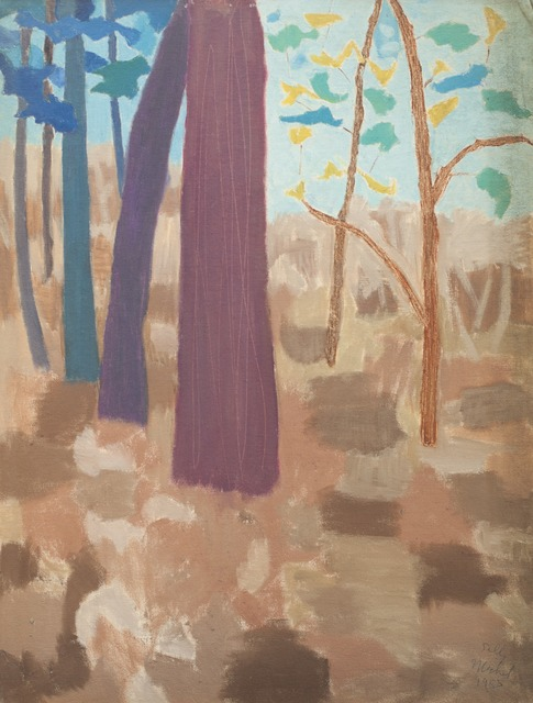 , 'Dappled Forest,' 1953, Childs Gallery