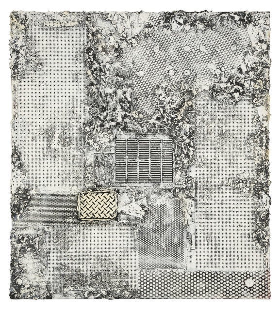 Jack Whitten, 'The Ghost of Joseph Beuys', Sotheby's