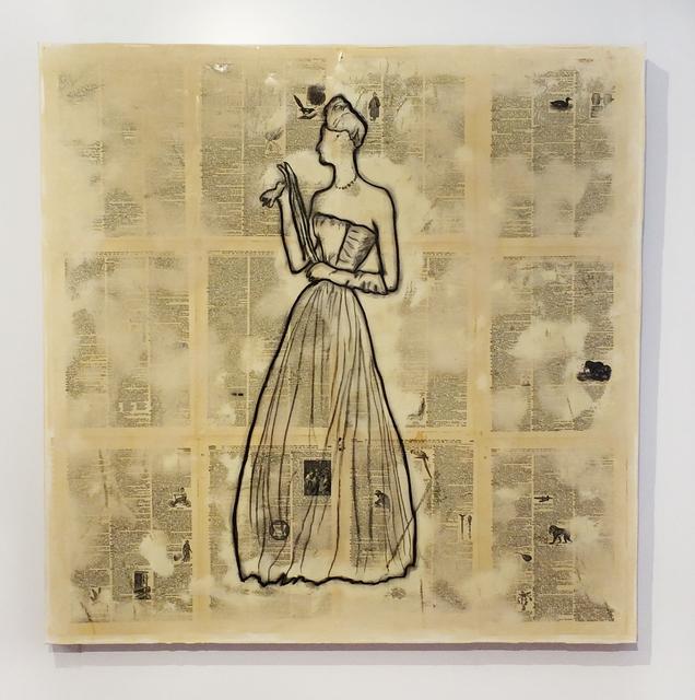 , 'Magnolia,' 2014, Octavia Art Gallery