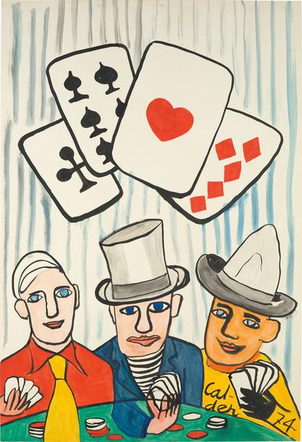 Alexander Calder, 'Las Vegas', 1974, Phillips