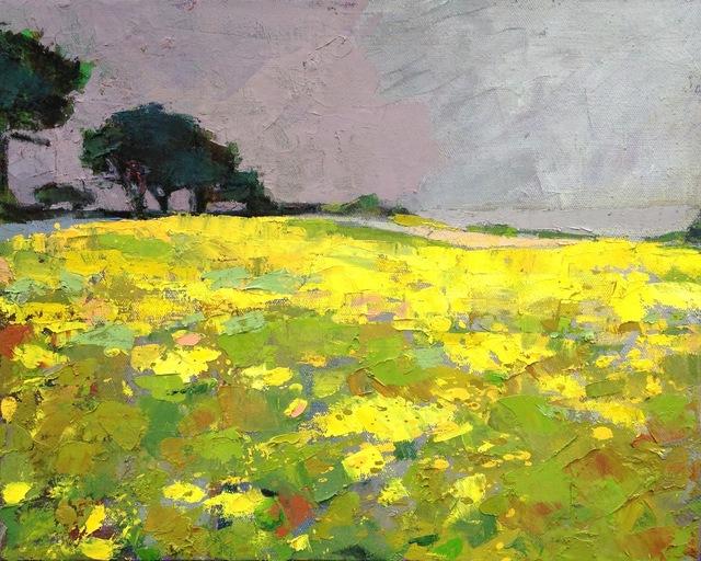 , 'Spring,' 2010-2017, Eisenhauer Gallery