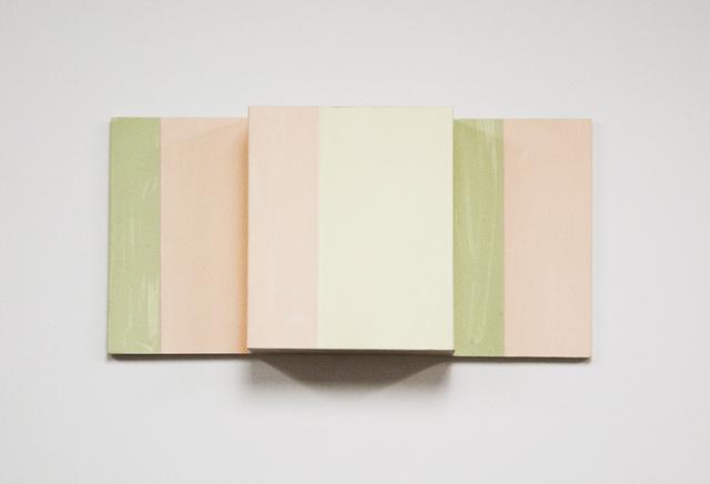 , 'Unfolded,' 2013, Tamarind Institute