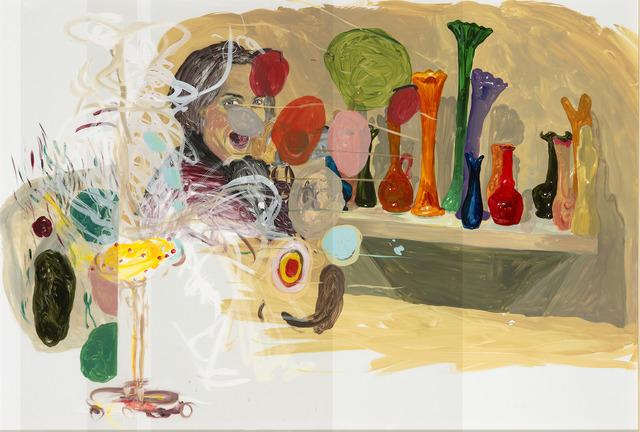 , 'Jarrones de colores,' 2007, Trinta