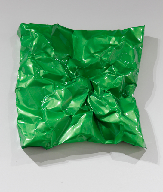 Tim Ebner, 'Untitled (green)', 2018, DENK Gallery
