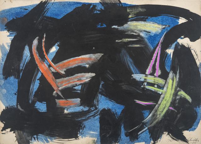 , 'Untitled,' 1953, Galerie Diane de Polignac & Chazournes