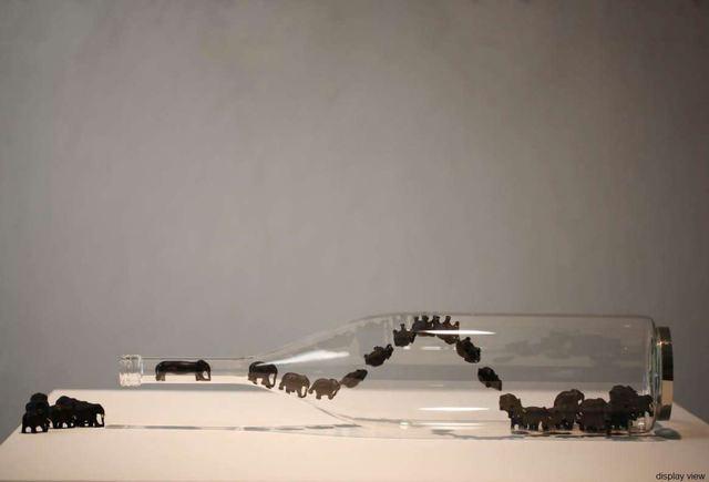 , 'id-od 10,' 2015, Aicon Gallery