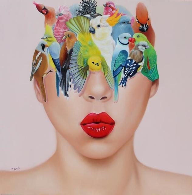 , 'Parrot Pout,' 2017, design art concepts