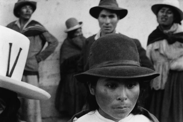 , 'Young Chola, Independencia. ,' 1958, Magnum Photos