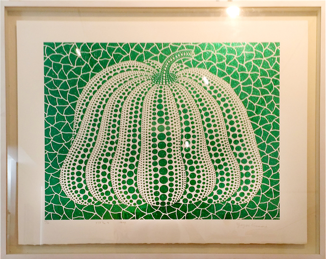 , 'Pumpkin,' 1999, Juliana Gallery