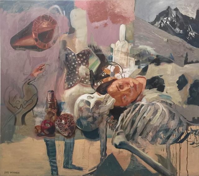 , 'Pasalida,' 2015, Yavuz Gallery