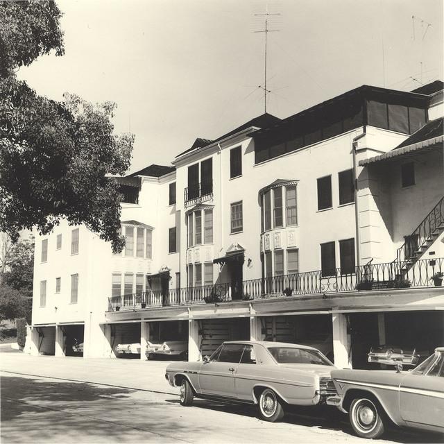Ed Ruscha, '858 SOUTH DEVON', 1965-2003, Gagosian