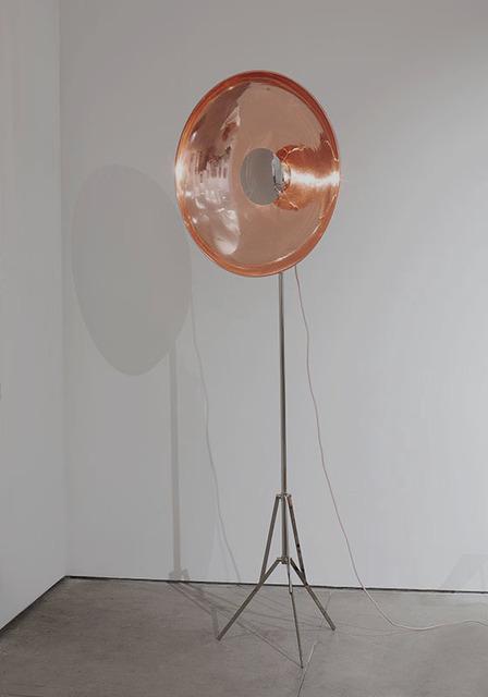, 'Parabola Oro Rosa,' 2017, Hostler Burrows
