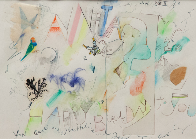 Jean Tinguely, 'Happy Birdday', 1980, Artrust