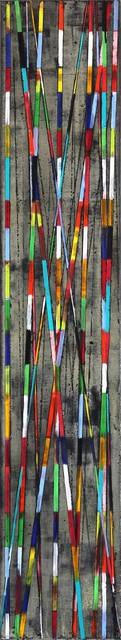Petra Rös-Nickel, 'Stripes Mikado', 2019, Artspace Warehouse