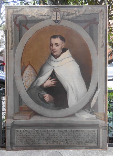 , 'Obispo San Sebastián de la Concepción Anónimo,' , Grimaldi