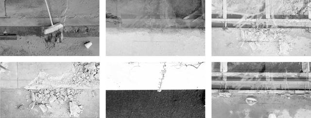 , 'Toda línea es una frontera,' 2016, Arróniz Arte Contemporáneo