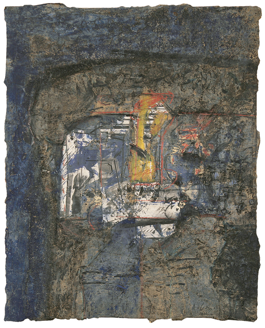 Karl Fred Dahmen, 'untitled', 1965, Galerie Boisseree