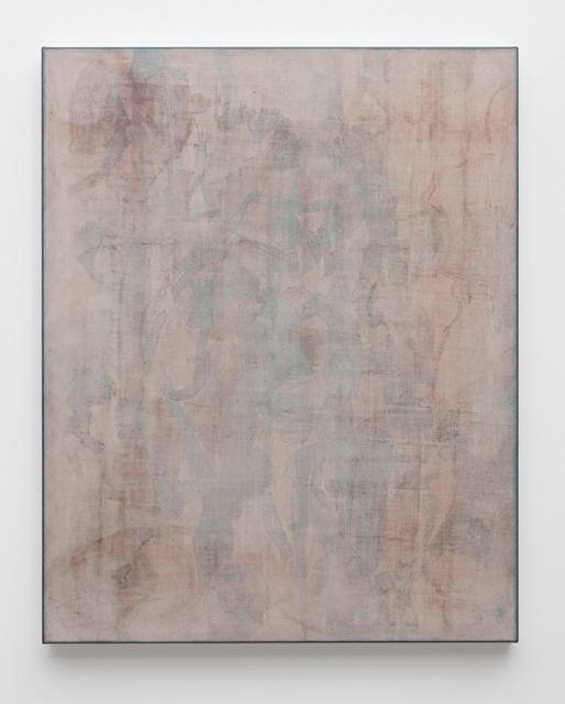 , 'Untitled Painting,' 2017, Perrotin