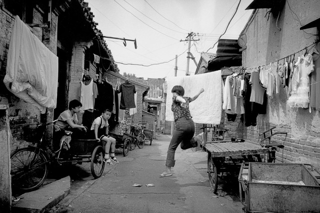 , 'Beijingpeiyinghutong,' 2003, Pan-View Gallery