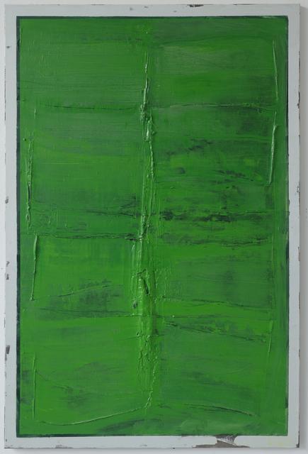 , 'ohne Titel (vertebra 4),' 2017, Maus Contemporary