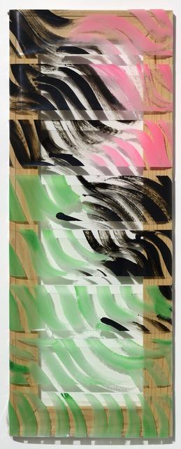 Carla Accardi, 'Rosaverdenero', 1968-2008, M&L Fine Art