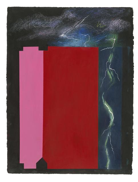 , 'Electricity,' 1990, InLiquid